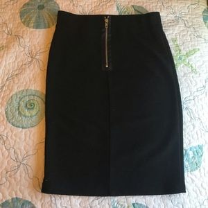 Joe Benbasset Skirts - Joe benbasset black elastic waist pencil skirt
